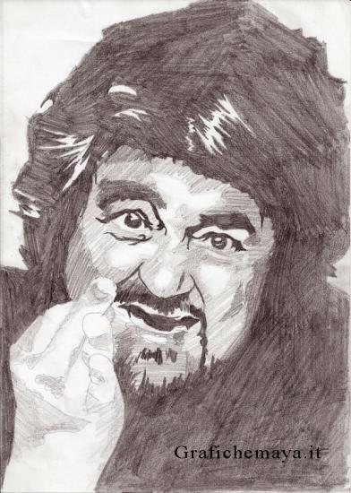 Beppe Grillo por wotan